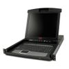 APC 17 Rack LCD Console with Integrated 16 Port Analog KVM Switch (AP5816)