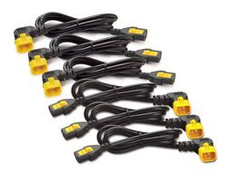 Power Cord Kit 6 ea C13 t C14 0.6m