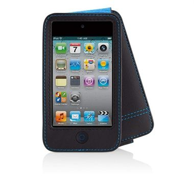 Case Folio iPod Touch 4G Leather Verve ECRU