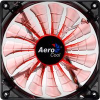 AEROCOOL Shark Fan 12cm Evil Black Edition (3-Pin-Anschluss (EN55444)