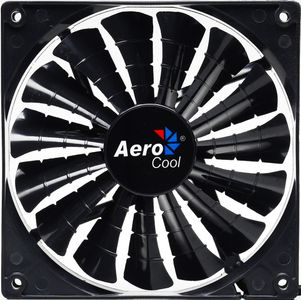 AEROCOOL Shark Black Edition Lüfter - 140mm (EN55451)