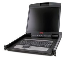 "19"" Rack LCD Console"