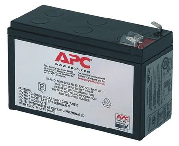 APC Replacement Battery Cartridge #106 - UPS-batteri - 1 x blysyre (APCRBC106)