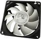 ARCTIC COOLING F8 TC 80mm Fan with Temp Ctrl