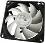 ARCTIC COOLING F8 TC 80mm Fan with Temp Control