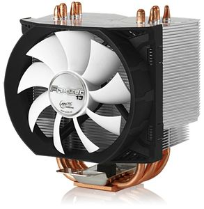 ARCTIC COOLING Arctic Freezer 13 CPU cooler til 1156/ 1366/ AM3/ 775 (UCACO-FZ130-BL)