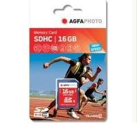 SDHC card         16GB Class 10 / High Speed / MLC