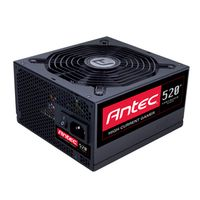 HCG 520 HIGH CURRENT GAMER PSU 520WATTS 80 PLUS BRONZE          IN CPNT