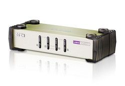 ATEN 4 Port PS2/USB KVM,