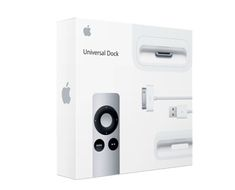 Universal Dock for lading og synkronisering av iPod og iPhone