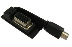 ASUS VGA DONGLE INTERN BLACK F/ ASUS EEE PC 1008HA            IN ACCS (14G001803100)