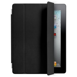 APPLE iPad2 Smart Cover Leather Black (MC947ZM/A)