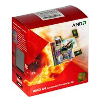 Fusion A-Series A4-3400 Dual 2.7GHz HD6410D