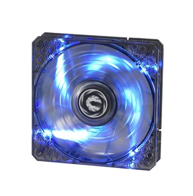 Spectre PRO 120mm Lüfter Blue LED - black
