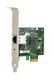 ALLIED TELESYN ALLIED Secure PCI-e x1 Copper 10/ 100/ 1000T Adapter includes both standard and low profile brackets