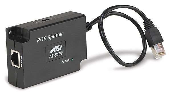 AT-6102G POWER OVER ETHERNET