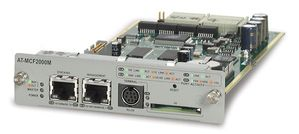 ALLIED TELESYN AT-MCF2000M SNMP MANAGEMENT (990-001792-00)