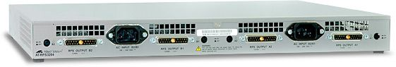 AT-RPS3204-50 AC REDUNDANT POWER SUPPLY CHASSIS ACCS
