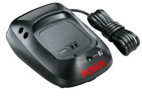 BOSCH 18V batterilader Brukes for å lade batterier med Lithium-ion-batteri-systemet Power4ALL (1600Z00001)