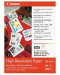 CANON HR-101N HIGH RES PAPER A3 20 SHEET NS (1033A006)