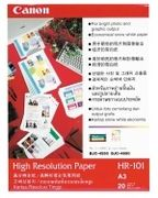 CANON HR-101 high resolution paper 110g/m2 A3 100 sheets 1-pack