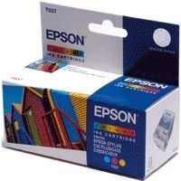 INK CARTRIDGE COLOUR F/ EPSON STYLUS C42UX NS