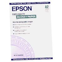 INKJET PHOTO GLOSSY PAPER A2 20CT NS