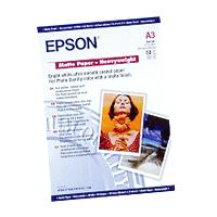 EPSON PAPER A3 MATTE HEAVYWEIGHT NS (C13S041261)