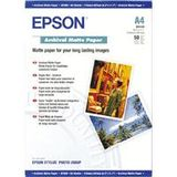EPSON MATTE PAPER A3 2000P FOR STYLUS COLOR 2000P NS