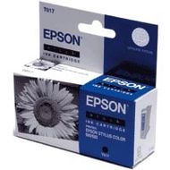 EPSON INK CARTRIDGE BLACK FOR STYLUS COLOR 680 870 NS (C13T017401)