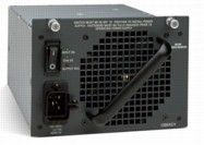 CISCO CAT. 4500 1300W AC POWER SUPPLY W INT VOICE SPARE IN