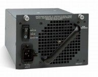 CISCO CISCO CAT. 4500 2800W AC POWER SUPPLY W INT VOICE SPARE IN