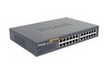 D-LINK UNMANAGED LAYER 2 SWITCH 24 PORT 10/100 INT PSU IN