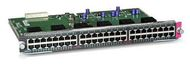 Catalyst 4500 enhanced 48-port 10/ 100/ 1000 base-t (rj-45)