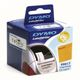 DYMO LW Suspension File labels 12x50 permanent white (220)
