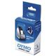 DYMO LW Multipurpose labels 25x13 double remov. white (1000)