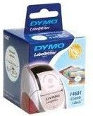 DYMO CD/DVD Labels 57 mm white 160 pieces     14681