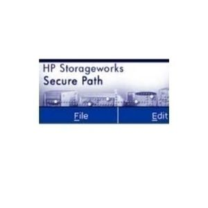 HP StorageWorks Secure Path v4.0C WinWE 1 License and Media (213076-B26)