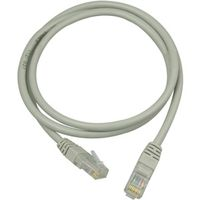CABLE UTP PATCH CAT5E 0,5M