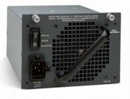 Catalyst 4500 1400W AC Power Supply (Data Only)(Spare)