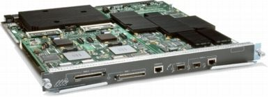 Catalyst 6500 Sup720 Policy Feature Card-3B