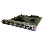 Catalyst 6500 48-port 10/ 100/ 1000 w/Jumbo Frame, RJ-45