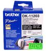 BROTHER DK11203 Ordnerregister Etiketten for QL550 QL500 300pcs/ roll 17x87