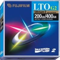 FUJI LTO ULTRIUM-2 TAPE 200/400GB (45087)