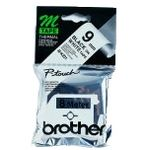 BROTHER MK221BZ tape cassette weis