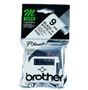 BROTHER Tape BROTHER MK221 9mm svart på vit