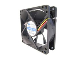 AF-0825S 80mm Fan w/ 3/4-pin motherb connector