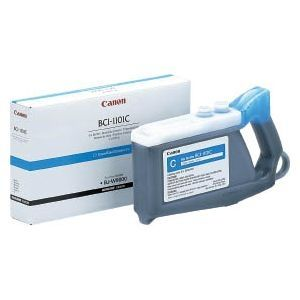 Ink Cart BCI-1101c/ cyan 650ml f W9000