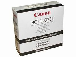 Ink BWJ3000/ 3050 BCI-1000BK Black