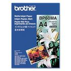 BROTHER BP60MA inkjet paper A4 matt package with 25 sheets 145 g/m²